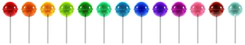Lollipop small