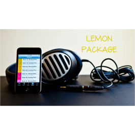 "EVERY 2 WEEKS PAYMENT PLAN OPTION  Lollipop Excel-r-EIGHT ""Lemon"" Package (2 payments of $734 every 2 weeks)"