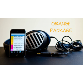 """DISCOUNTED PRICE Lollipop Excel-r-EIGHT """"Orange"""" Package"""
