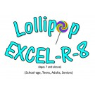 Lollipop Excel-r-8 - PRE-LOADED IPOD ONLY