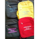 Lollipop Listening Therapy Logo Backpack